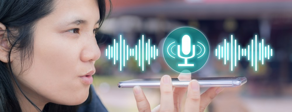 Future marketing trends What is voice search