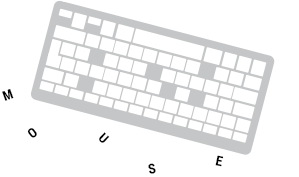 Catnapweb coywriting and content - keyboard with letters